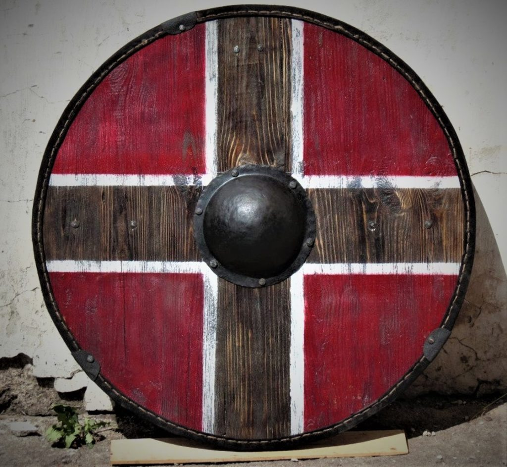 Shield for Viking Old Look